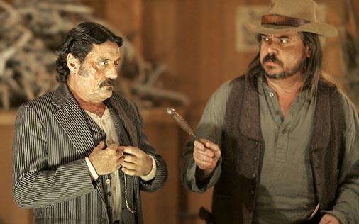 Dan Dority and Al Swearengen