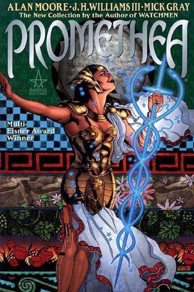What comics are you reading? Promethea