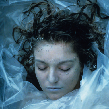 She's dead, Harry… wrapped inplastic