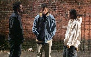 Chris, Michael and Snoop (shudder...)