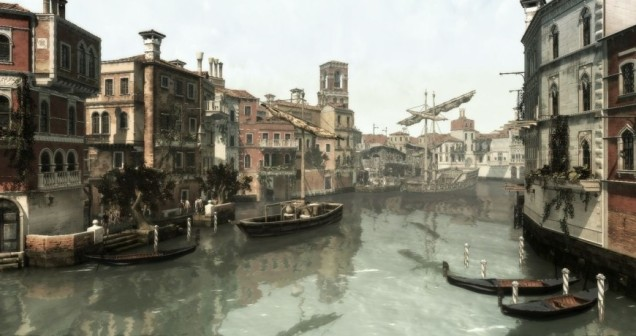 Ah, Venice. (Avoid the dwarfs in red raincoats.)