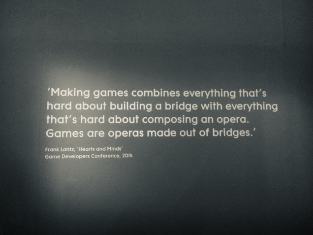 Videogames: Design/Play/Disrupt